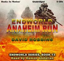 Anaheim Run (Endworld Series, Book 13) - David Robbins
