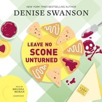 Leave No Scone Unturned: A Chef-to-Go Mystery - Denise Swanson