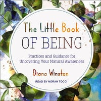 The Little Book of Being: Practices and Guidance for Uncovering Your Natural Awareness - Diana Winston