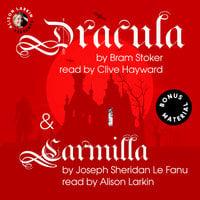 Dracula and Carmilla - Bram Stoker,Joseph Sheridan Le Fanu