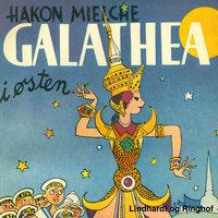 Galathea i Østen - Hakon Mielche