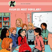 K for Klara 20 - Hvem er mest populær? - Line Kyed Knudsen
