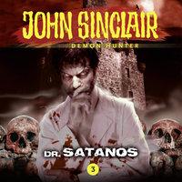 John Sinclair, Episode 3 - Gabriel Conroy