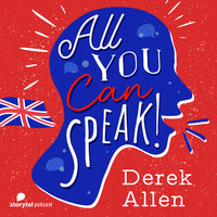 Identity 2 - All you can speak! - Derek Allen