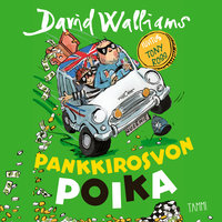 Pankkirosvon poika - David Walliams