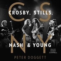 CSNY - Peter Doggett