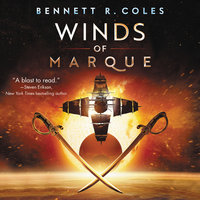 Winds of Marque - Bennett R. Coles