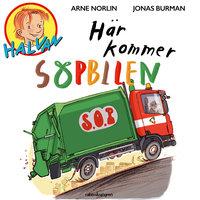 Här kommer sopbilen - Arne Norlin