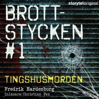 Brottstycken - Tingshusmorden - Fredrik Hardenborg