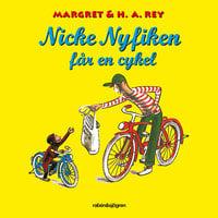 Nicke Nyfiken får en cykel - H.A. Rey, Margaret Rey