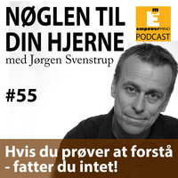 S5E3 - Hvis du prøver at forstå, fatter du intet - Jørgen Svenstrup
