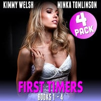 First Timers 4-Pack - Books 1-4 (Virgin Erotica) - Kimmy Welsh