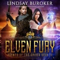 Elven Fury - Lindsay Buroker