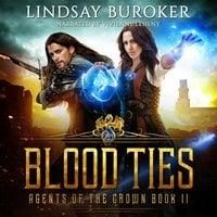 Blood Ties - Lindsay Buroker