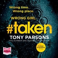 #taken - Tony Parsons