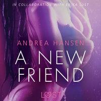 A New Friend - Sexy erotica - Andrea Hansen