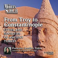 From Troy to Constantinople - Jennifer Tobin