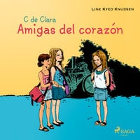 C de Clara 1 - Amigas del corazón - Line Kyed Knudsen