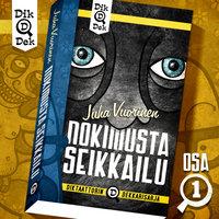 Nokimusta seikkailu - Juha Vuorinen
