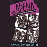 Aþena (ekki höfuðborgin í Grikklandi ;) - Margrét Örnólfsdóttir