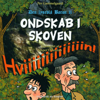 Ondskab i skoven - Per Gammelgaard