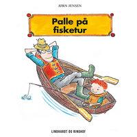Palle på fisketur - Jørn Jensen