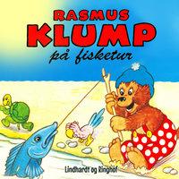 Rasmus Klump på fisketur - Carla Og Vilhelm Hansen