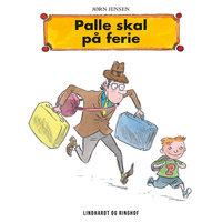 Palle skal på ferie - Jørn Jensen