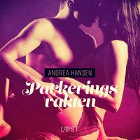 Parkeringsvakten - erotisk novell - Andrea Hansen