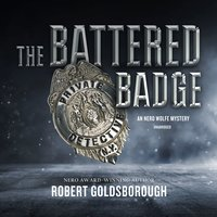 The Battered Badge - Robert Goldsborough