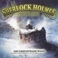 Sherlock Holmes Phantastik: Die unsichtbare Wand - Markus Winter