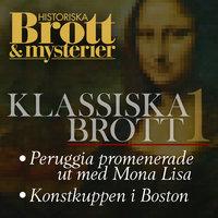 Klassiska brott 1 - Andreas Jemn, Historiska Brott och Mysterier