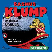 Rasmus Klump møder Ursula (hørespil) - Carla Hansen,Vilhelm Hansen