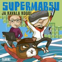 Supermarsu ja kavala koodi - Paula Noronen