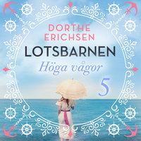 Höga vågor - Dorthe Erichsen