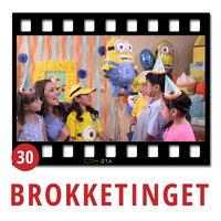 Brokketinget #30: Selvhøjtideligheder og deling af streamingtjenester - Brokketinget
