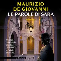 Le parole di Sara - Maurizio De Giovanni