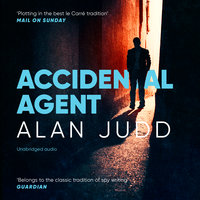 The Accidental Agent - Alan Judd