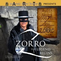 Zorro: The Legend Begins - Johnston McCulley,Daryl McCullough,Joy Jackson