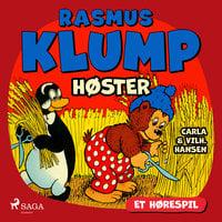 Rasmus Klump høster (hørespil) - Carla Hansen,Vilhelm Hansen