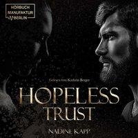 Hopeless Trust - Nadine Kapp