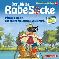Der kleine Rabe Socke - Folge 1: Piraten Ahoi!, Die Fußballwaldmeisterschaft, Das goldene Amulett - Katja Grübel, Jan Strathmann