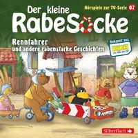 Der kleine Rabe Socke - Folge 7: Rennfahrer, Diamantenfieber, Die Rasselbande - Diverse Autoren