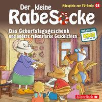 Der kleine Rabe Socke - Folge 8: Das Geburtstagsgeschenk, Das Superfernrohr, Der Erfinderwettbewerb - Katja Grübel,Jan Strathmann