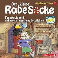 Der kleine Rabe Socke - Folge 14: Ferngesteuert, Der Laden der allertollsten Dinge, Freundschaft mit Hindernissen - Katja Grübel, Jan Strathmann