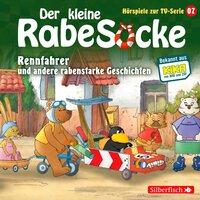 Der Kleine Rabe Socke - Folge 7: Rennfahrer, Diamantenfieber, Die Rasselbande - Katja Grübel, Jan Strathmann