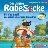 Piraten Ahoi!, Die Fußballwaldmeisterschaft, Das goldene Amulett - Katja Grübel, Jan Strathmann