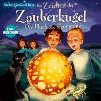 Im Zeichen der Zauberkugel - Band 2: Der Fluch des Skorpions - Stefan Gemmel