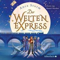Der Welten-Express - Anca Sturm