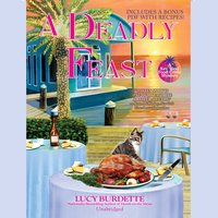 A Deadly Feast - Lucy Burdette